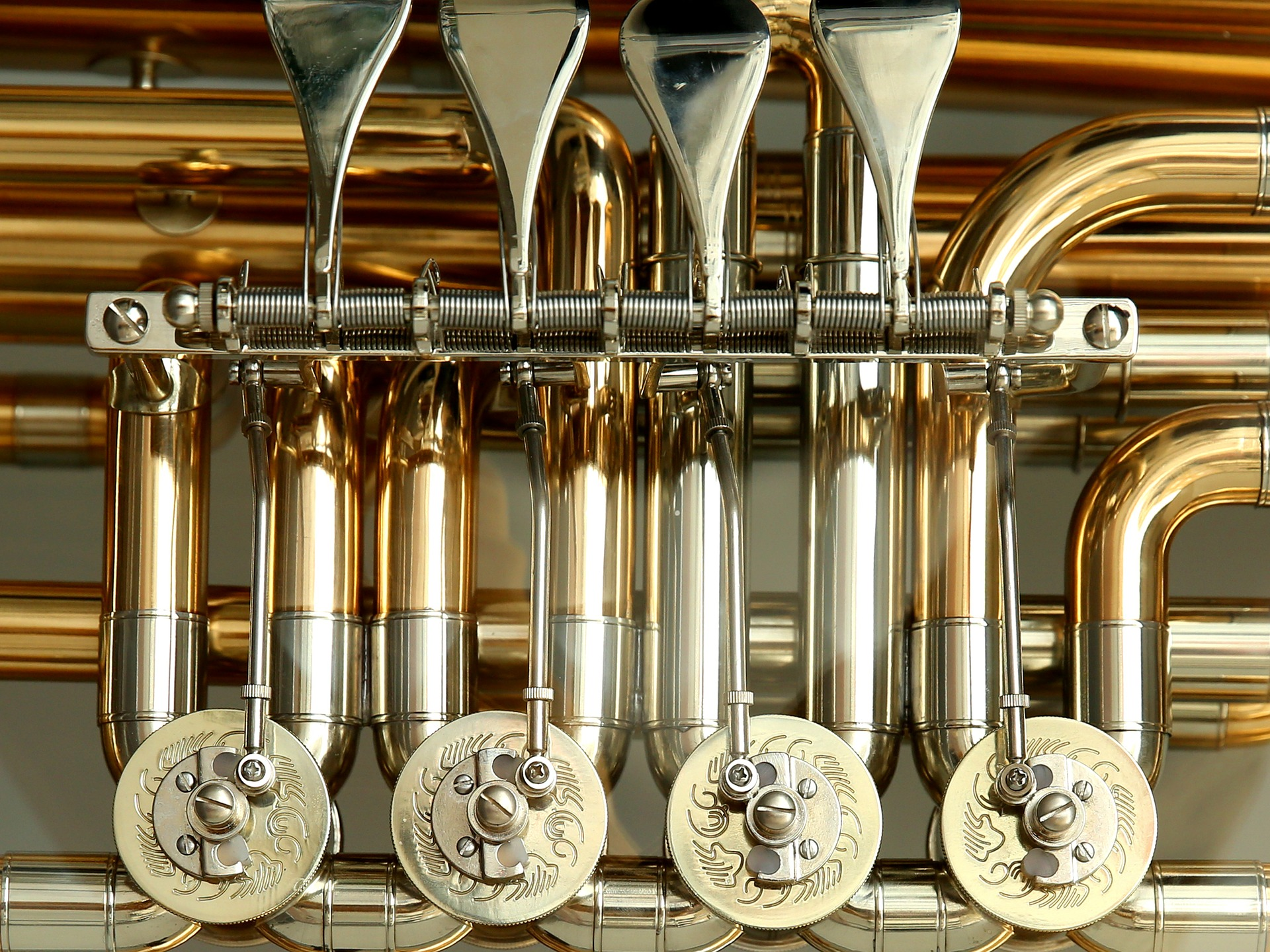 Lima Area Concert Band Valves